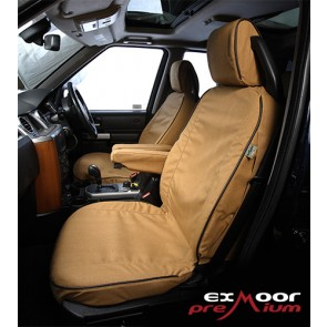 Discovery Canvas Seat Covers - Devon 4x4 - 4x4 specialists