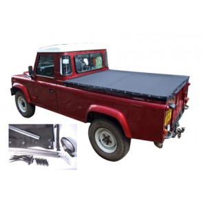 "130"" High Capacity- Tonneau Cover Kit & Support Bars"