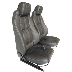 Elite Seat MK2 Tartan Stitch