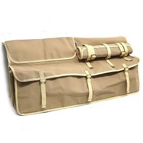 Canvas bulkhead Storage Bag - Sand