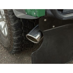Terrafirma Big Bore Exhaust Tail Pipe