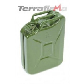 Jerry Can 20 Litre Green
