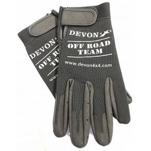 Devon 4x4 Gloves Black - Extra Large