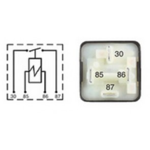 Relay - Standard 4 Pin