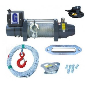 Goodwinch TDS 9.5C 12V with rope