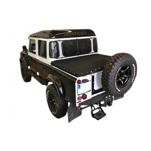 "110"" Double Cab- Tonneau Cover Kit & Support Bars"