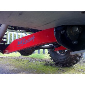 D44 Racing Radius Arms Stretched
