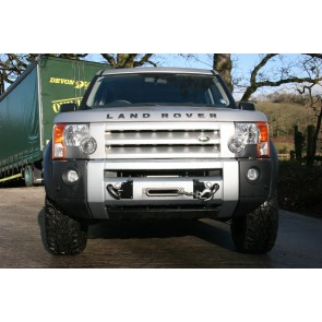 D44 Discovery 3 Winch Mount & Warn Tabor 10 Winch