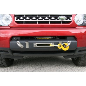 D44 Discovery 4 Discreet Winch Mount Kit With Recovery Eyes