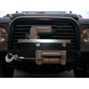 D44 8274 Bumper Number Plate Bracket