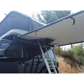 James Baroud 2m Side Awning With Tunnel Provision