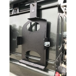 Front Runner Side Mount Jerry Can Holder For Defender