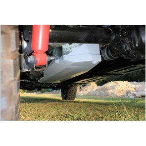 Long Ranger Auxiliary Fuel Tank - Jeep Wrangler JL 4 Door V6 Petrol 2019 on