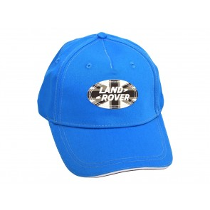 Union Flag Baseball Cap - Blue
