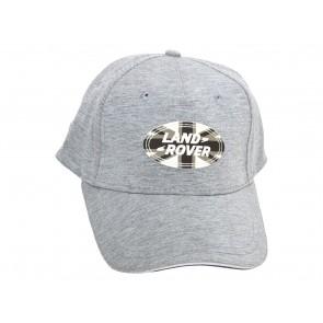 Union Flag Baseball Cap - Grey