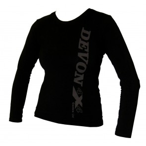Devon 4x4 Ladies Long-sleeve Top
