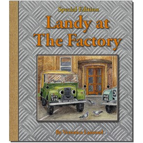 Landy At The Factory