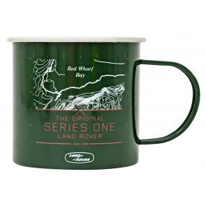 Green Heritage Mug