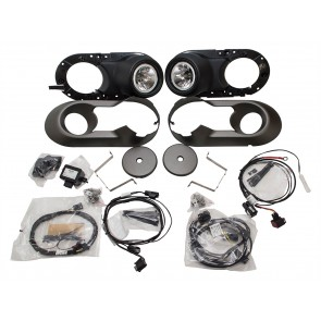 Freelander 2 Driving & Fog lamp Upgrade Kit LR004088