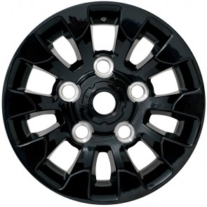 "Defender 16x7"" Sawtooth Alloy Wheel - Black LR025862"