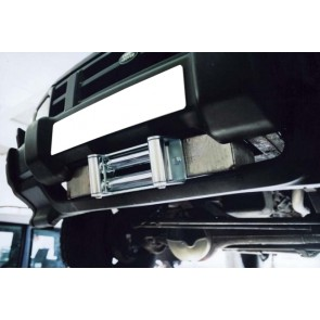 DDS Discovery 1 Discreet Winch Mount