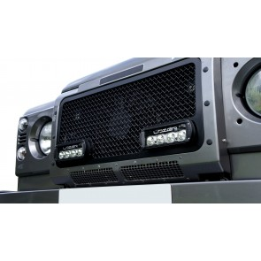 Zunsport Defender '07 On Grille For Lazer Lights (With AC, lights not included)
