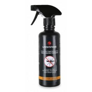 Lifesystems EX4 Antimosquito Clothing Treatment