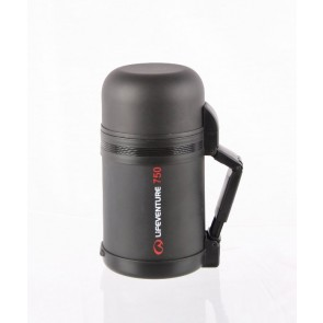 Lifeventure Wide Mouth Vacuum Flask - 750ml