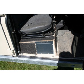 Mobile Storage Safe - Land Rover Defender