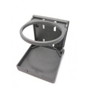 Mud Fold Up Drink Holder - Grey