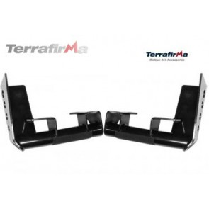 Terrafirma Rear Bumper Corners - Defender 110