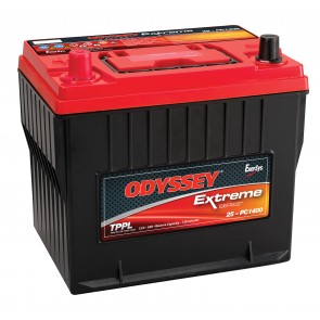 Odyssey PC1400-25 Battery (live on left)