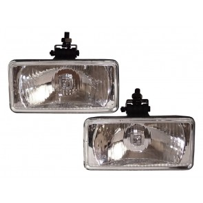 Rectangular Driving Lamp Set (Pair) 55w PRC8238