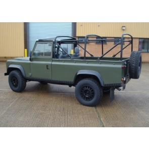 Safety Devices Defender 110 Soft Top Cage Kit
