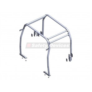 Safety Devices Defender 110 Station Wagon 2007 - 2016 Internal Half Cage