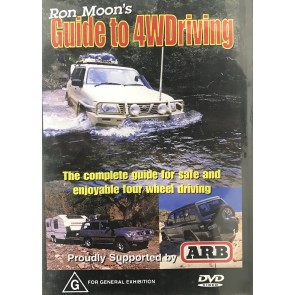 Ron Moon's Guide to 4 wheel driving