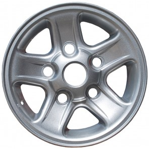 "Defender 16x7"" Boost Alloy Wheel RRC503400MNH"