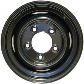 "Land Rover Steel Wheel 5.5x16"" - Primed 1987 To 2006 RRC503600PM"