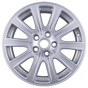 "Discovery 3 / Range Rover Sport Alloy Wheel Silver Sparkle 8 x 18"" RRC505360MNH"