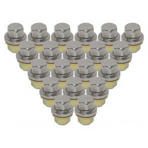 D3, 4 & 5 / RR L322 / RR L405 / RR Sport  x 20 Alloy Wheel Nut Set RRD500510X