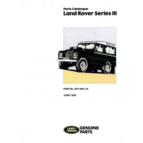 Series 3 Parts Catalogue RTC9841CE