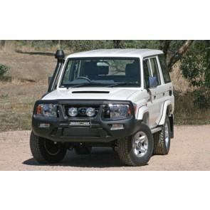 ARB Smart Bar Bumper Toyota Landcruiser 70 Series 03/07 On Black (No Winch)