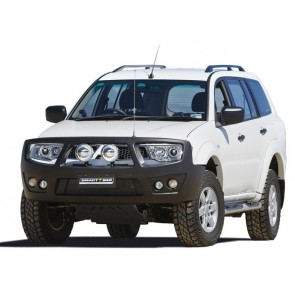 ARB Smart Bar Bumper Mitsubishi Challenger Wide Body 09+ Black (No Winch)