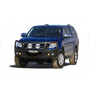 ARB Smart Bar Bumper Ford Ranger PX 2011 to 2016 White (Winch)