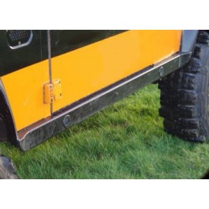 Defender 90 Rock Slider Set - Southdown