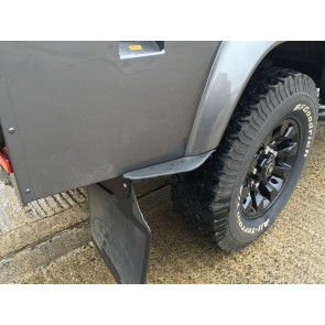 Dirt D-Fender - Rear Rear 110 Textured