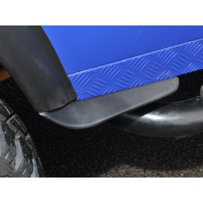 Dirt D-Fender - Rear Front 90 Smooth