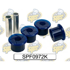 Superpro GM/Isuzu/Vauxhall Spring Front Eye Bush (Rear Kit)