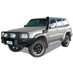 Safari Nissan Patrol GU Y61 Series 1 97 - 01 TD42-I6 4.2L Diesel Snorkel