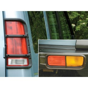 Discovery 2 1998 to 2004 Rear End Light Guard Set STC50027